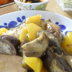 鶏むねにくと夏野菜の酸っぱ炒め♡と、今日も断捨離