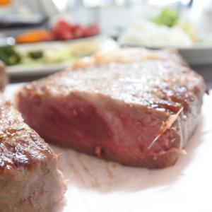 【絶品!鳥取和牛♡サーロインステーキをモニターさせてもらいました】