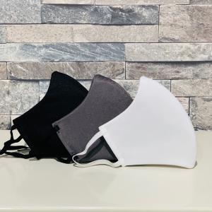 厚み4mm以上の不織布を使用した立体4層構造の布マスク