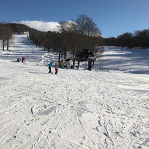 1日1日 たんばらスキーパーク