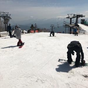 5月19日 かぐらスキー場