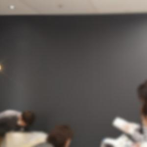 草津で黒板アート