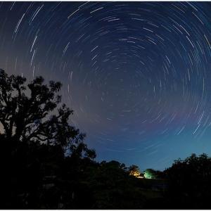 夜の散歩-星グル