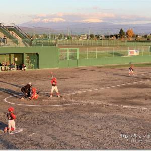 大雪山連邦と野球少年