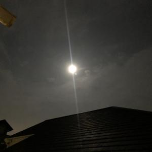 6/6 射手座満月 半影月蝕 見えないものの中にある新しい始まり
