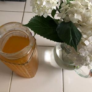 梅仕事の続き〜梅酵素ジュース出来上がり。豆乳ヨーグルトの梅シロップにも。