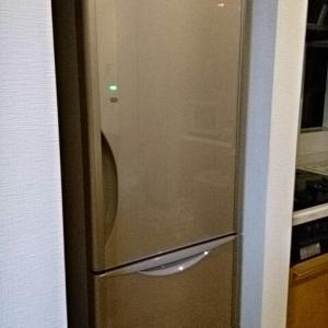 冷蔵庫☆コワレタ