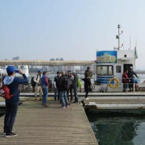 日本人会の魚釣り