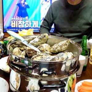 牡蠣の季節です