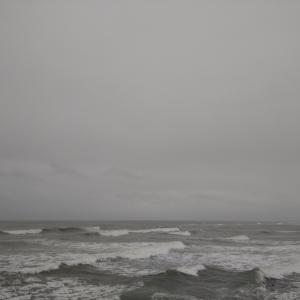 悪天候、棒の片方に馬鹿が付いている。