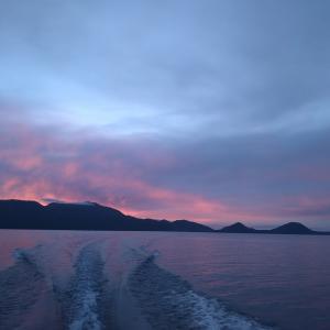2021年支笏湖ヒメマス釣り解禁