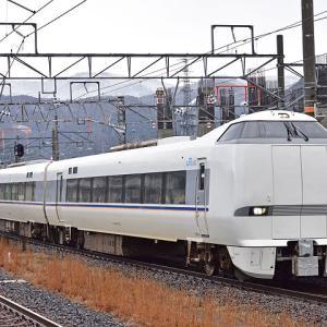 JR西日本681・683系(敦賀駅・湯尾駅・その他)