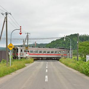 JR北海道キハ54 (留萌本線真布~恵比島間)