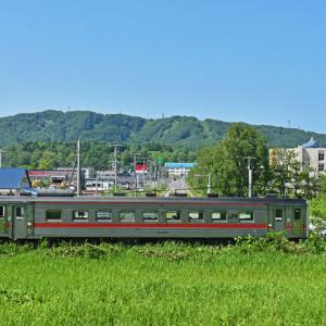 JR北海道キハ54 (留萌本線留萌~大和田間)4