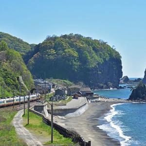 JR東日本E653系(特急いなほ・勝木~府屋間)