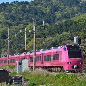 JR東日本E653系(特急いなほ・間島~越後早川間)