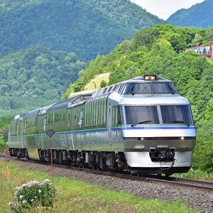 JR北海道キハ183系(特急フラノラベンダーエクスプレス/富良野~島ノ下(信)間)その2