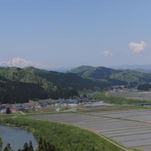 さわやか自然百景 「山形 鮭川」