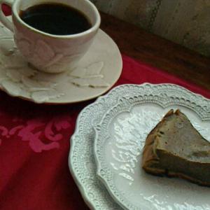ほうじ茶を使って手作りパウンドケーキ♡