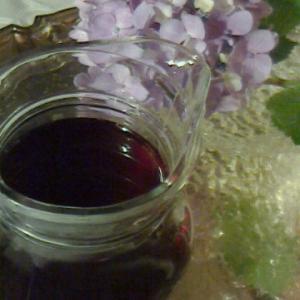 毎年恒例の紫蘇ジュース作り^^