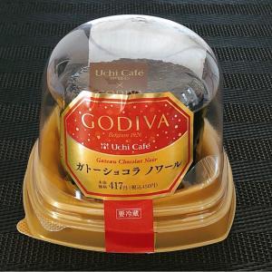 Uchi Cafe' × GODIVA ガトーショコラ ノワール