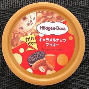 ハーゲンダッツ キャラメルナッツクッキー