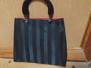 手作りバッグ・・・買っちゃいました。