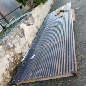 台風19号とうー