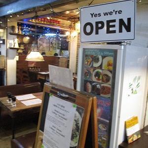 大一市場内 バングラ料理 トルカリ高円寺店