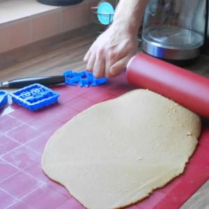 父が作る手作りクッキー