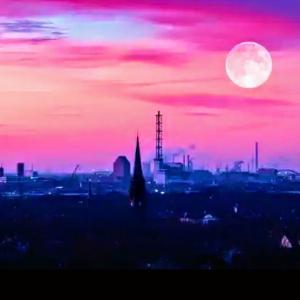 【スーパームーン&天秤座満月+ベツレヘムの星&マリアアザミにて~♪】