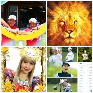 ライオンズゲート&トリプルパワー+五輪ゴルフ+ラジオ+虫の知らせにて~♪