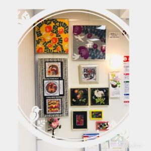 国分寺本町郵便局展示