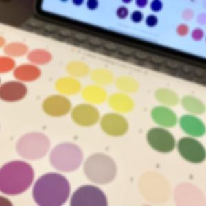 カラーを仕事にしていくためのコンサルティング