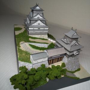 愛知県 嶋田さん 『米子城』俺作A級/『松江城』俺作す級