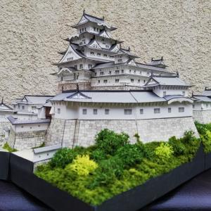 加賀大納言さん 俺作B級「新旧合体姫路城」