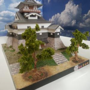愛知県 タツノ三河守さん 俺作B級『岐阜城、犬山城、名古屋城』