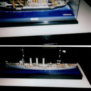 お客様作品 80代の翁が作ったHMVの船