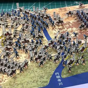 山崎の戦い 戦闘開始!