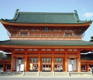 794年10月22日 平安遷都