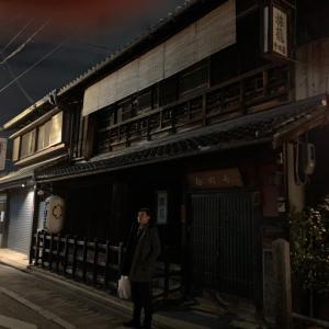 夜の寺田屋