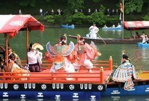 京都嵐山 三船祭 中止