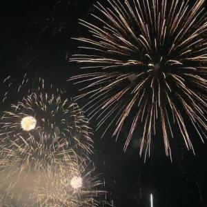 今夜47都道府県で一斉に花火