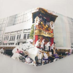 マスクで繋ごう日本の伝統祭り