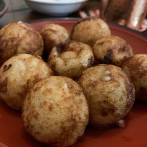 日本と地中海のタコ料理