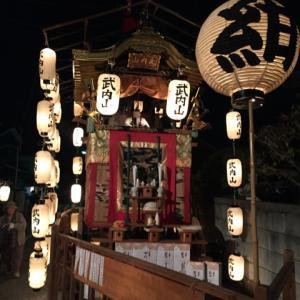 亀岡祭 宵山 コンコンチキチン
