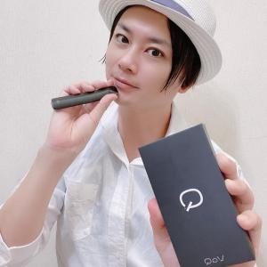 新発売の電子タバコ  vaq ベイク@vaq_japan タバコみたいな吸い心地...