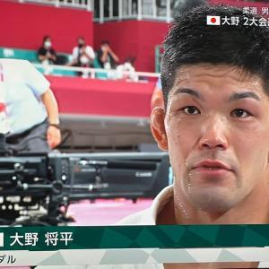 大野2大会連続金メダル