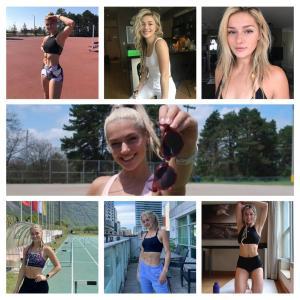 カナダ陸上女子ジョージアエレンウッドが美人すぎる