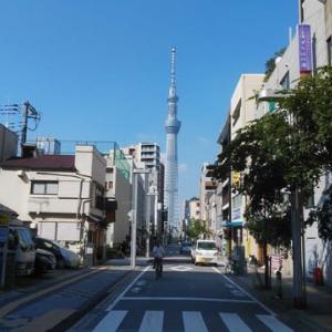 久しぶりの錦糸町